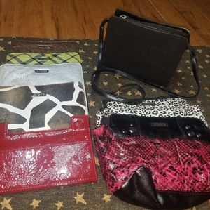 Used miche purse and covers